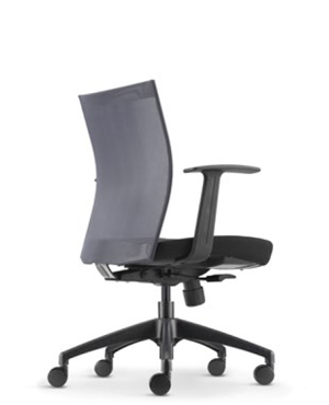 Mesh 2 Executive Low Back Fabric Office Chair