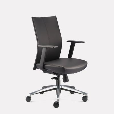 Mesh 2 Fabric | Leather Office Chair - Keno Design