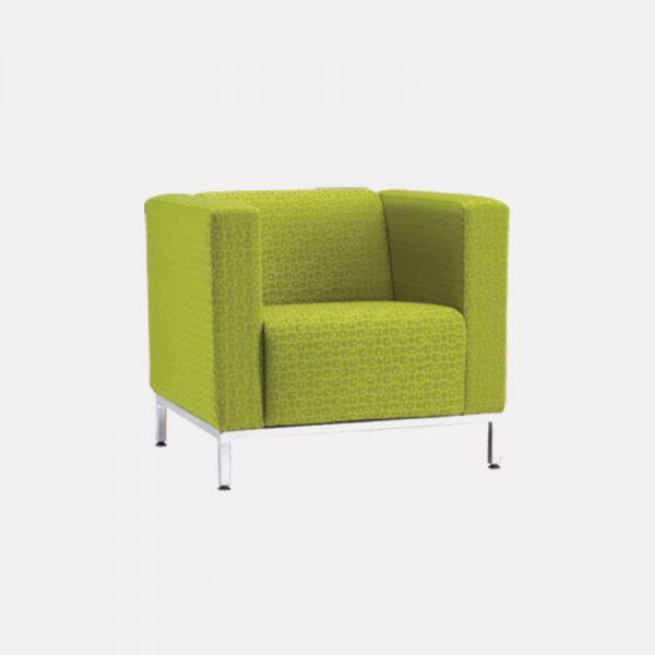 Mida Office Sofa - 1 Seater