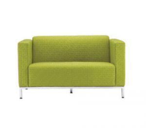 Mida Office Sofa - 2 Seater
