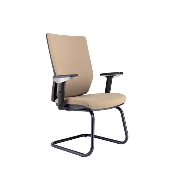 Nemo 1 Black 1 V/A Office Chair
