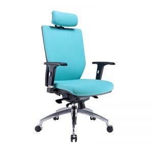 Nemo 2 Chrome 1 H/B Office Chair