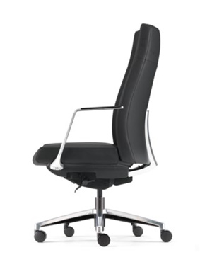 Premium Lowres Presidential Medium Back Leather Office Chair
