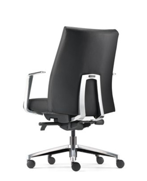 Premium Lowres Executive Low Back Leather Office Chair