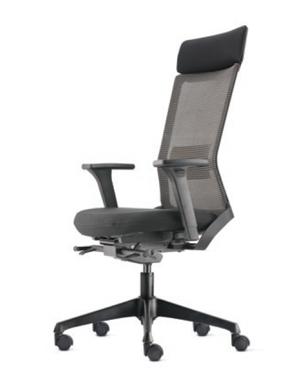 Royce Presidential High Back Fabric Office Chair