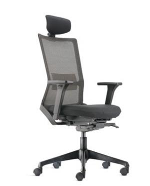 Royce Presidential Medium Back Fabric Office Chair