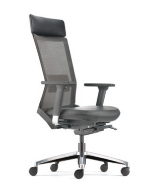 Royce Presidential High Back Leather Office Chair