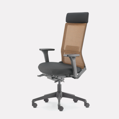 Royce Leather | PU Leather | Softech | Fabric Office Chair - Keno Design