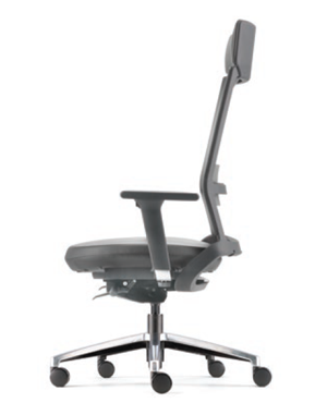 Royce Presidential High Back PU Leather Office Chair