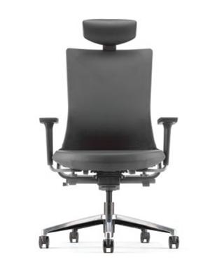 Royce Presidential Medium Back PU Leather Office Chair