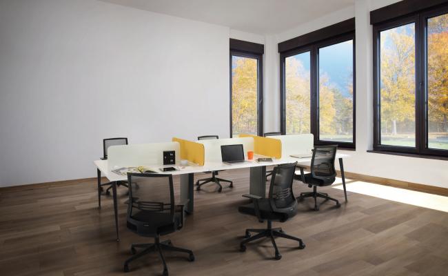Office Workstation Nistra Concept - Keno Design
