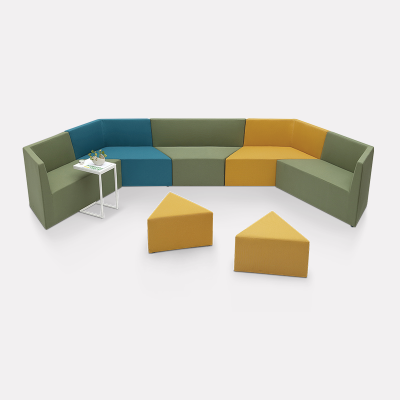 Pyramid Office Sofa