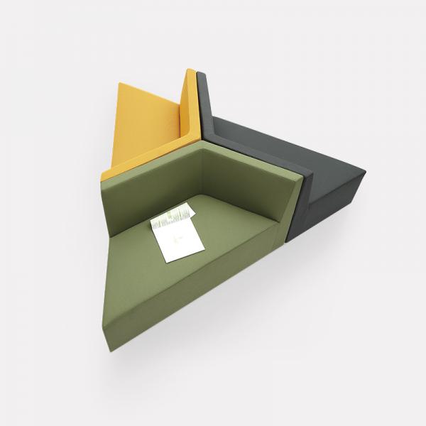 Pyramid Office Sofa