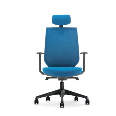 Zenith PU Leather | Softech | Leather | Fabric Office Chair