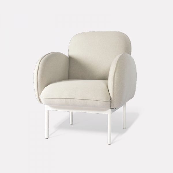 Moment Office Sofa - One Seater