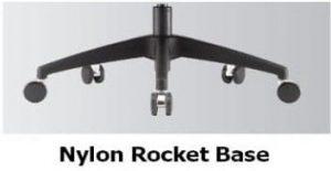 Nylon Rocket Base