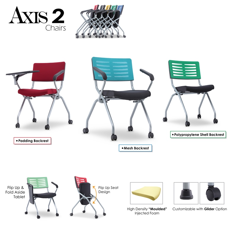 Axis 2 Office Chairs Specification