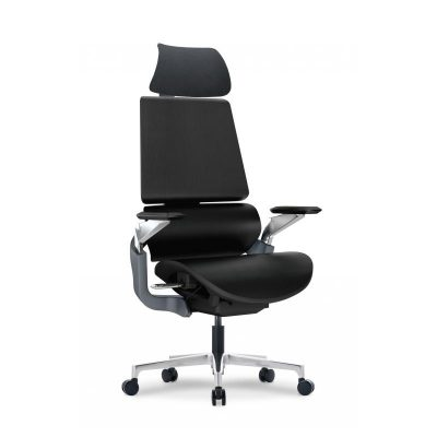 A Seris PU Office Chair - Keno Design Office Chair Manufacturer