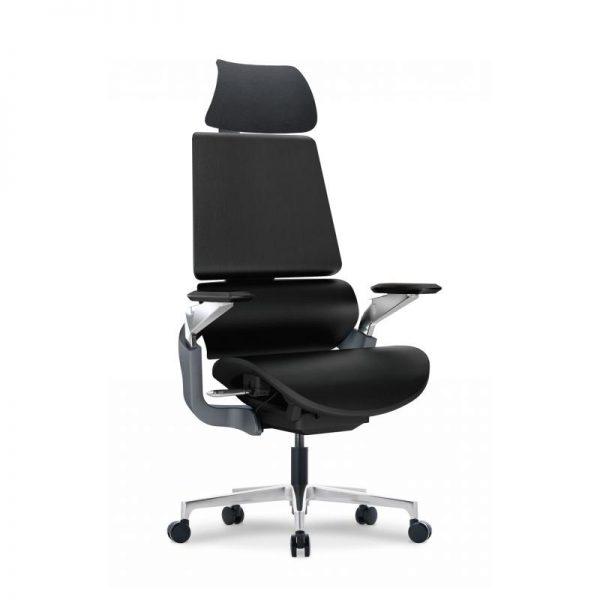 A Seris PU Office Chair - Keno Design Office Chair Manufacturer