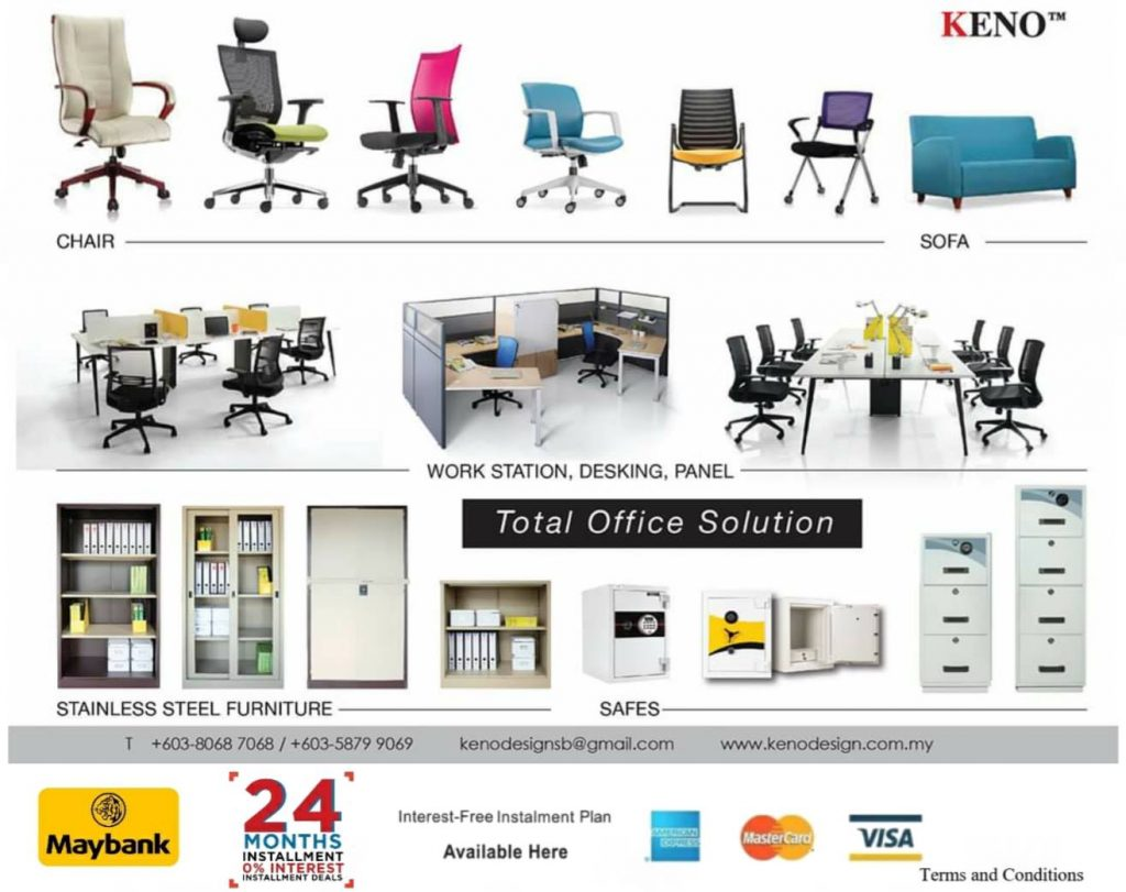 Latest Promotions - Keno Design