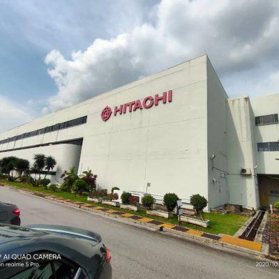 Hitachi Electronic Malaysia - Keno Design | Office Furniture Manufacturer